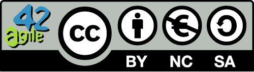 Creative Commons BY-NC-SA 4.0 by agile42