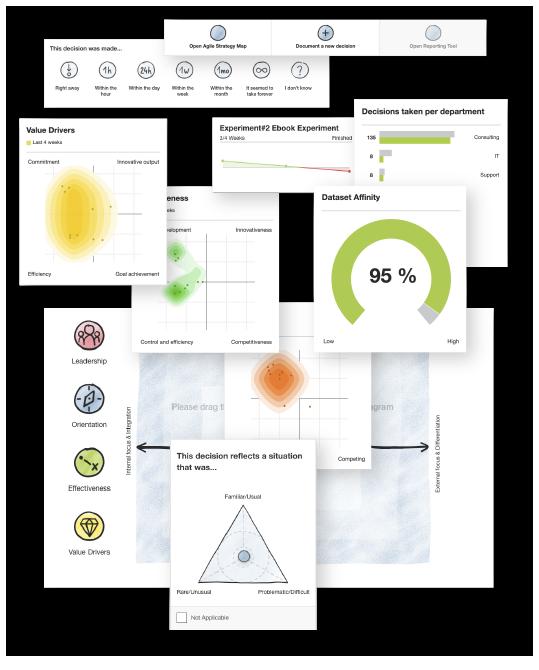 ORGANIC agility® Organizational Scan™ Report Example