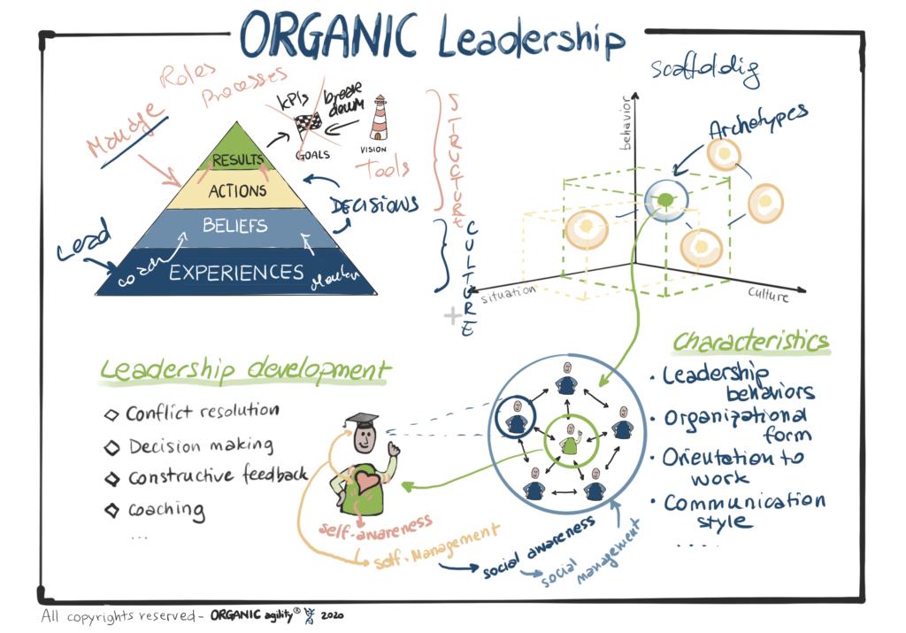 ORGANIC Leadership in a Nutshell