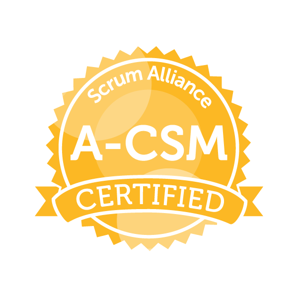 Advanced Certified ScrumMaster (A-CSM) training