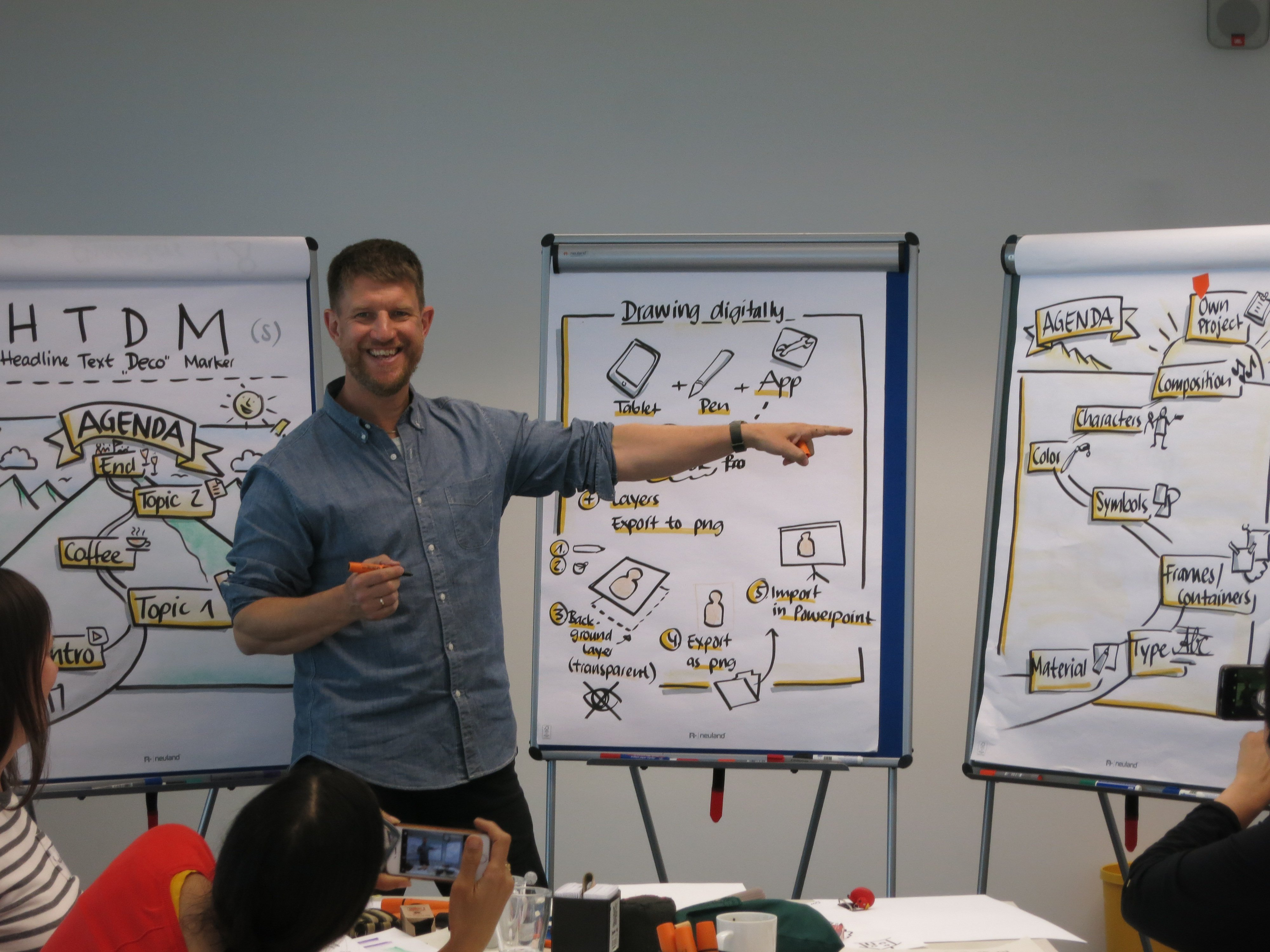 Visual Facilitation workshop