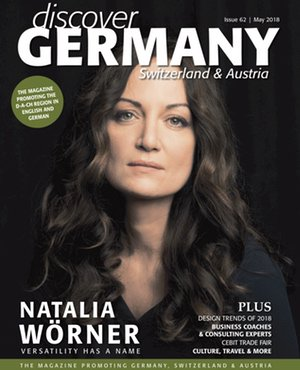 Discover Germany issue 62 cover