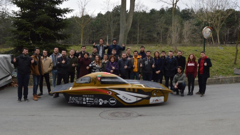 ITU Solar Car Team