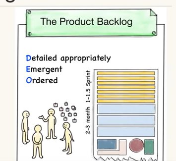"Screenshot from ""Meet the Coach"" webinar on Product Backlog"