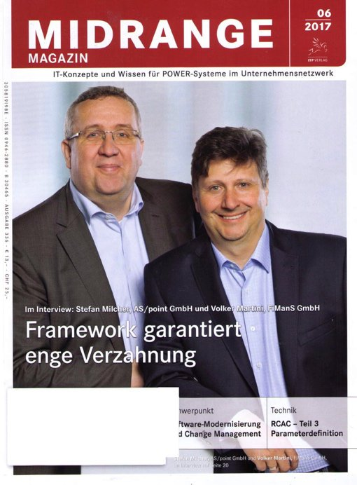 Cover Midrange Magazin 06/2017