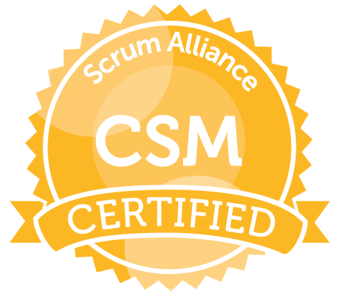 Certified Scrum Master (CSM) training