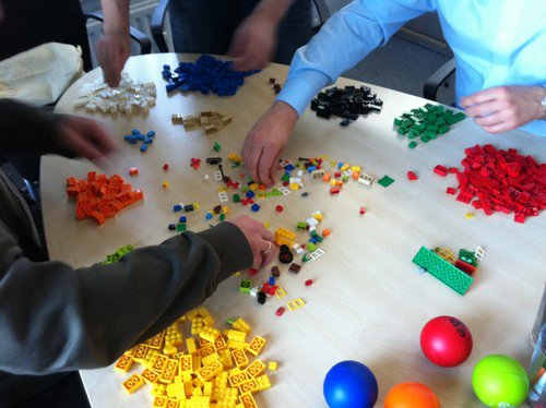 Cynefin Lego Game Agile42