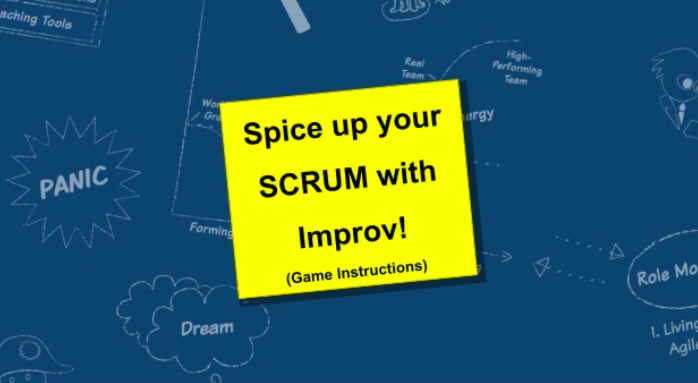 Spice Up Your Scrum