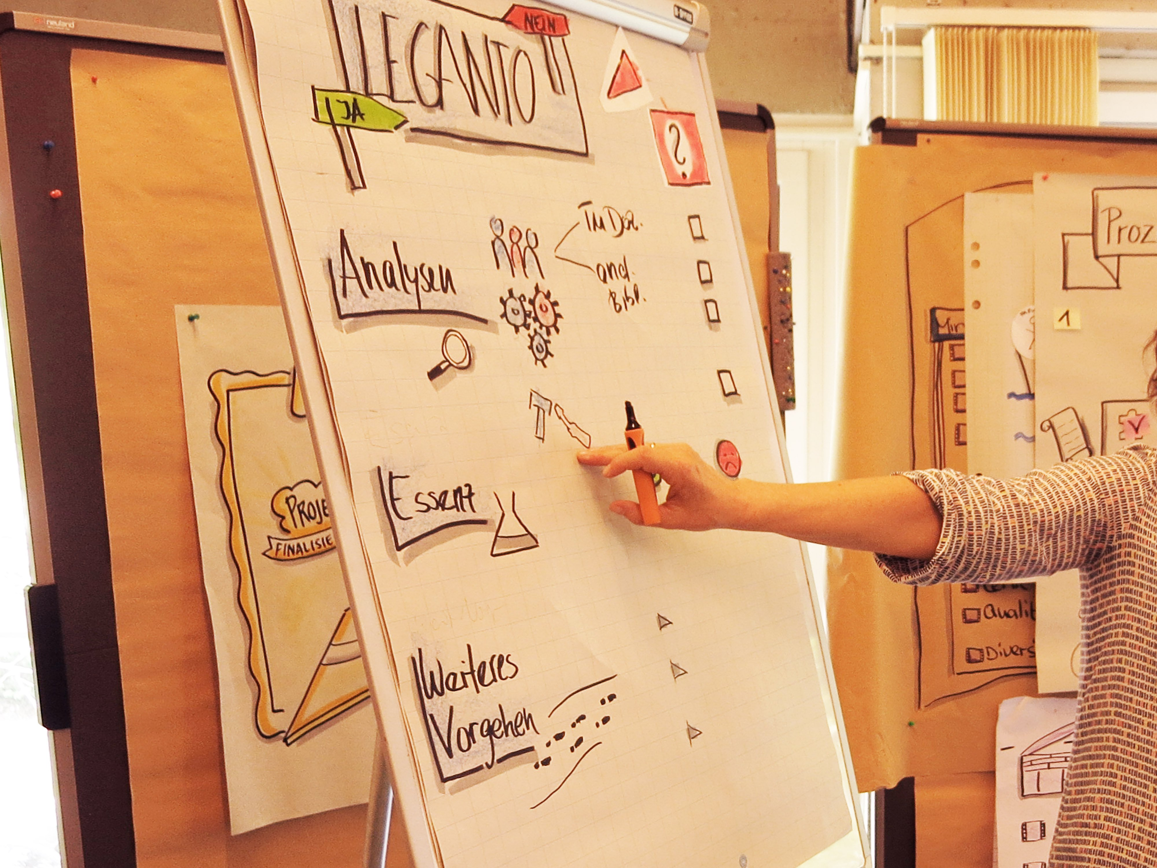 Visual Mapping & Storytelling workshop