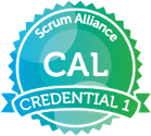Certified Agile Leadership I (CAL1) training