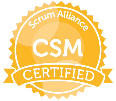 Certified ScrumMaster (CSM) Training - agile42