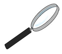 Magnifying Glass - smaller size
