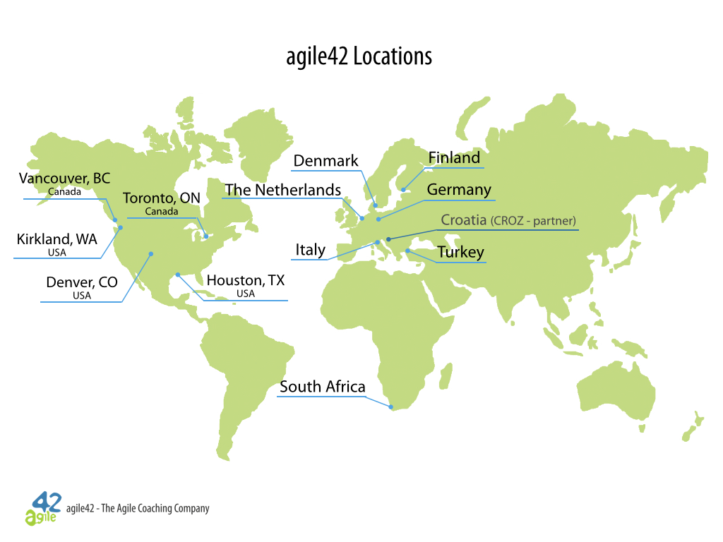 agile42 office locations