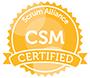 Scrum Alliance Certified ScrumMaster