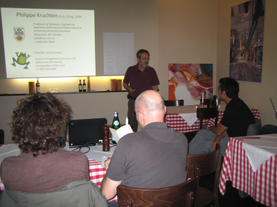 20 Attendees at the Scrumtisch Berlin in June