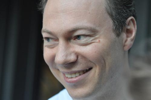 Sergey Smiling