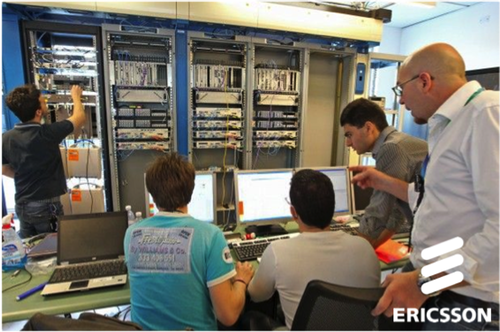 Agile embedded software development at Ericsson