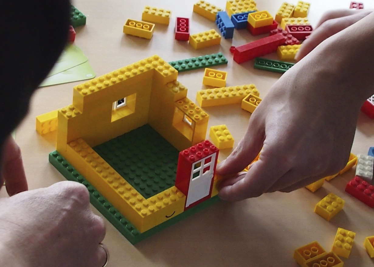 lego game in action