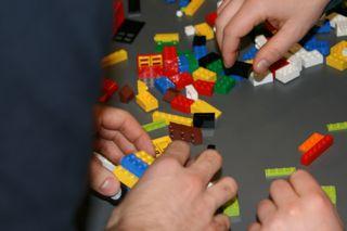 Nokia Training - Building the LEGO city