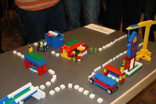 Nokia Training - The LEGO City