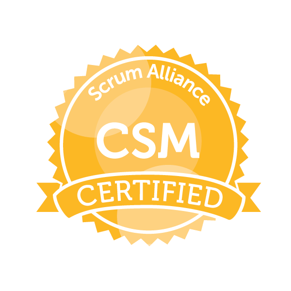 Certified ScrumMaster (CSM) training