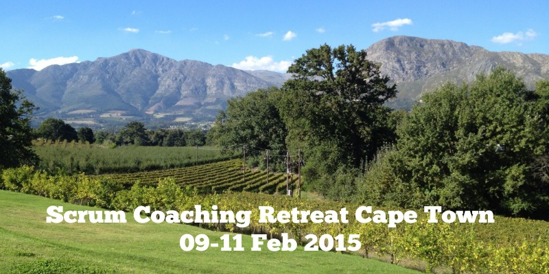 Scrum Coaching Retreat Cape Town