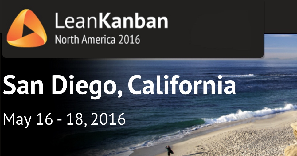 Lean Kanban North America 2016