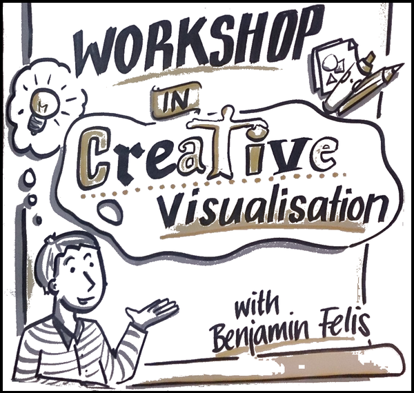 Creative Visualisation (Foundation) workshop